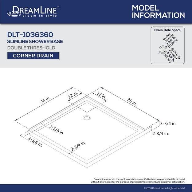 Dreamline DLT-1036360