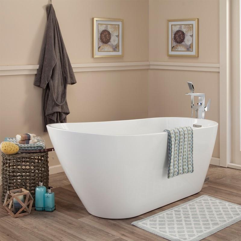 Altair freestanding tub