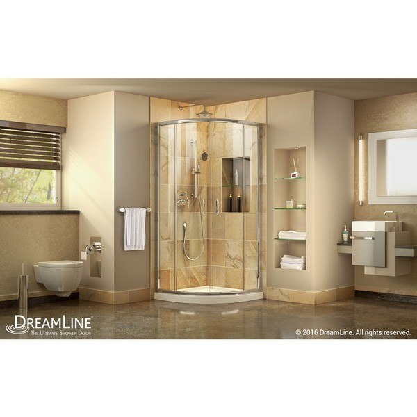 Prime Shower Enclosure White Base