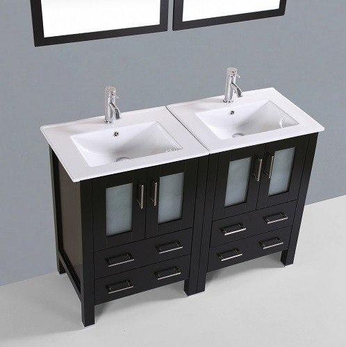 """48"""" Bosconi AB224U Double Vanity"""