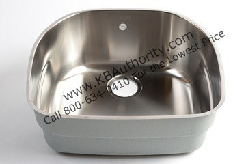Franke Pcx1102109 22 Inch Undermount Single Bowl Stainless