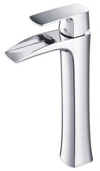 BLOSSOM F01 305 01 SINGLE HANDLE LAVATORY FAUCET IN CHROME