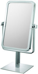 APTATIONS 80643 RECTANGULAR FREE STANDING MIRROR IN CHROME