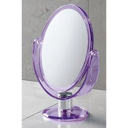 GEDY CO2018-79 MIRRORS TRENDY FREE STANDING MAGNIFYING TWO FACED MIRROR