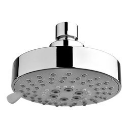 GEDY A001074 SUPERINOX SHOWER PANEL IN CHROME