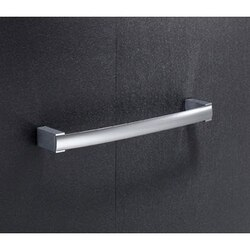 GEDY 5521-30-13 KENT CHROME 12 INCH TOWEL BAR