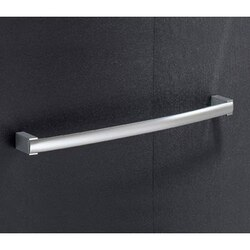 GEDY 5521-45-13 KENT CHROME 18 INCH TOWEL BAR