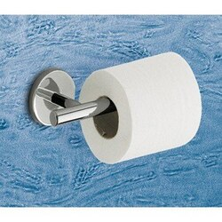 GEDY 4224-13 VERMONT POLISHED CHROME TOILET ROLL HOLDER