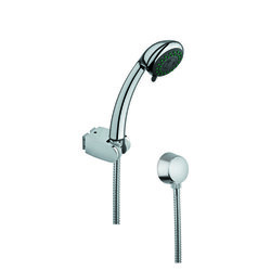 GEDY SUP1053 SUPERINOX PERSONAL HAND SHOWER WITH HOSE AND BRASS WATER CONNECTION IN CHROME