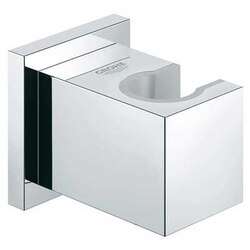 GROHE 27693000 EUPHORIA CUBE WALL MOUNT HAND SHOWER HOLDER