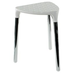 GEDY 2172 YANNIS FAUX LEATHER STOOL