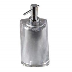 GEDY 4681 TWIST ROUND COUNTERTOP SOAP DISPENSER