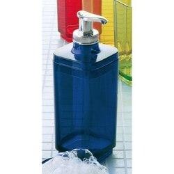 GEDY 6380 SEVENTY COLLECTION SQUARE THERMOPLASTIC LIQUID SOAP DISPENSER