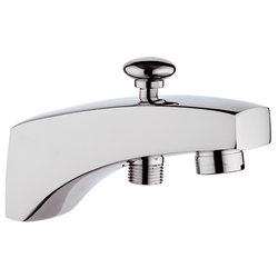 REMER 91D TEN BUILT-IN TUB SPOUT WITH DIVERTER