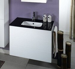 IOTTI TN011 TIME COLLECTION 23.6 INCH W SINGLE VANITY