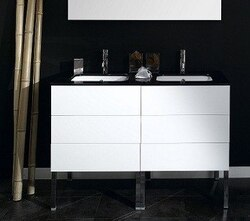 IOTTI NR2TN011 TIME COLLECTION 47.2 INCH W DOUBLE VANITY