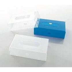 TOSCANALUCE K650 COMPLEMENTI PLEXIGLASS TISSUE BOX COVER