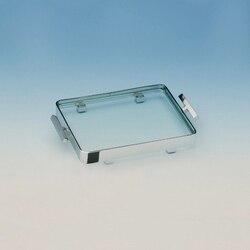 WINDISCH 51417 TRAYS CLEAR CRYSTAL GLASS BATHROOM TRAY