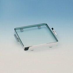 WINDISCH 51418 TRAYS CLEAR CRYSTAL GLASS BATHROOM TRAY