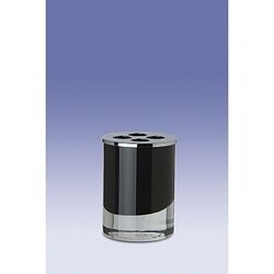 WINDISCH 83165 COMPLEMENTS FREE STANDING ROUND TOOTHBRUSH HOLDER