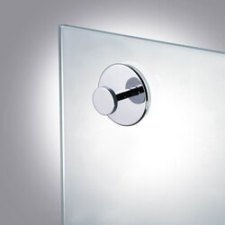 WINDISCH 85050 COMPLEMENTS SUCTION PAD ROBE OR TOWEL HOOK