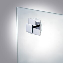 WINDISCH 85053 COMPLEMENTS SUCTION PAD ROBE OR TOWEL HOOK