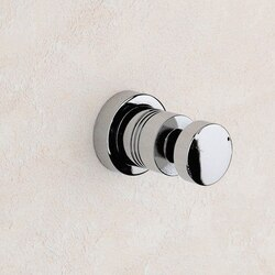 WINDISCH 86409 CYLINDER WALL MOUNTED BATH TOWEL OR ROBE HOOK