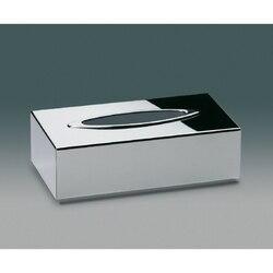 WINDISCH 87116 COMPLEMENTS RECTANGLE BRASS TISSUE BOX