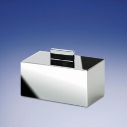 WINDISCH 88417 BOX METAL LINEAL SQUARE COTTON SWAB JAR