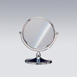 WINDISCH 99100 STAND MIRRORS DOUBLE FACE 3X MAGNIFYING MIRROR