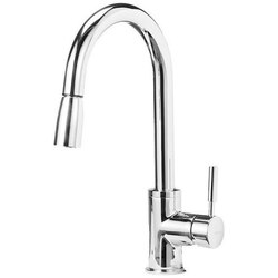 BLANCO 441647 SONOMA PULL-DOWN, SWIVEL SINGLE HOLE KITCHEN FAUCET