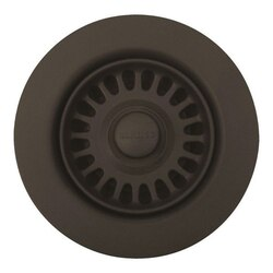 BLANCO 441094 DECORATIVE BASKET STRAINER IN CAFE BROWN