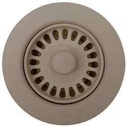 BLANCO 441324 SINK WASTE FLANGE IN TRUFFLE