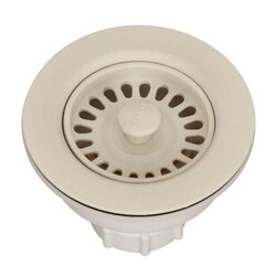 BLANCO 441092 DECORATIVE BASKET STRAINER IN BISCUIT