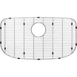 BLANCO 230668 ONE 28 X 16 INCH SUPER SINGLE BOWL STAINLESS STEEL SINK GRID