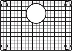 BLANCO 234061 PRECIS 19.5 X 13.8 INCH SINK BOTTOM GRIDS