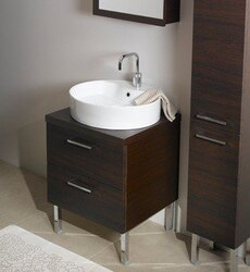 IOTTI AN04/AN05/AN06 AURORA COLLECTION W. 22.5 INCH VANITY
