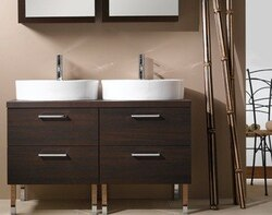 IOTTI 2XAN04/AN05/AN061 AURORA COLLECTION W. 45.1 INCH COMBINED VANITIES
