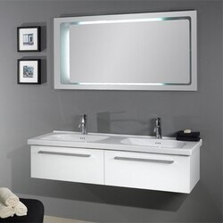 IOTTI FL2 FLY COLLECTION 55.5 INCH VANITY SET