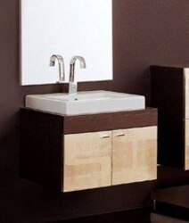 IOTTI FN01/FN021 CONCEPT ONE COLLECTION W. 27.7 INCH VANITY