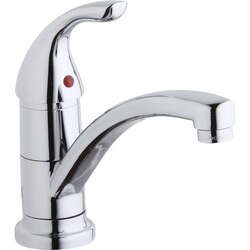 ELKAY LK1500CR SINGLE HOLE DECK MOUNT EVERYDAY KITCHEN FAUCET IN