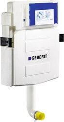 GEBERIT 109.304.00.5 FLUSHING SYSTEM FOR 1.6/0.8 GPF FLOOR-MOUNT, BACK OUTLET TOILETS, 2 X 6 INSTALLATIONS