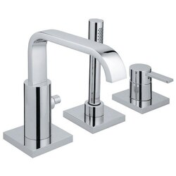 GROHE 19302001 ALLURE ROMAN BATHTUB FAUCET WITH HANDSHOWER