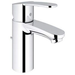GROHE 2303600A EUROSTYLE COSMOPOLITAN SINGLE HOLE BATHROOM FAUCET S-SIZE