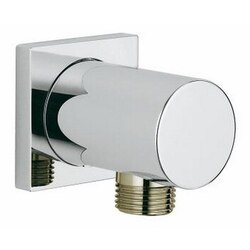GROHE 26184000 RAINSHOWER SHOWER OUTLET ELBOW, 1/2 INCH IN CHROME