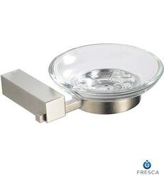FRESCA FAC0403BN OTTIMO SOAP DISH - BRUSHED NICKEL