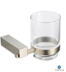 FRESCA FAC0410BN OTTIMO TUMBLER HOLDER - BRUSHED NICKEL