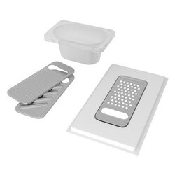 ROHL 8159/101 GRATING KIT FOR 16 AND 18 INCH STAINLESS STEEL SINKS