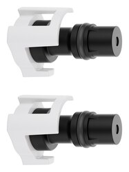 GROHE 1405300M SERVICE STOPS (2 PIECES)