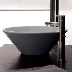 SCARABEO 8010 CONO 16.5 INCHES BATHROOM SINK